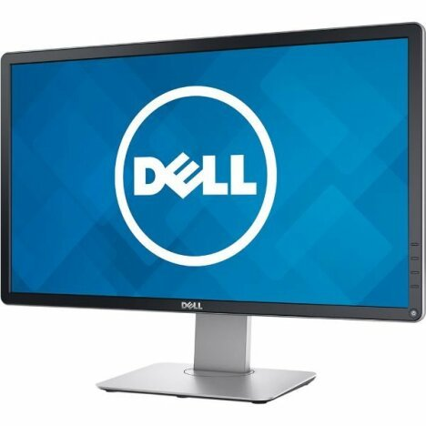 Monitor 23 inch LED, IPS, DELL P2314H, Black &